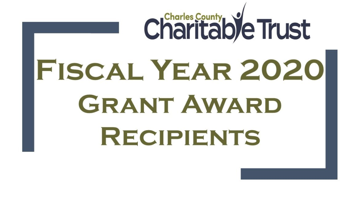 FY20 Grant recipient announcement